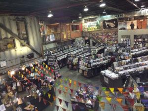 Rough Trade, uma das maiores lojas de vinil do mundo